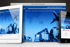 Website Perusahaan Company Profile